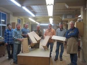 Woodworking class 11-18-13 007